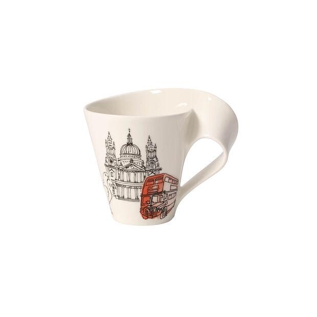 Cities of the World Kaffeebecher London, , large