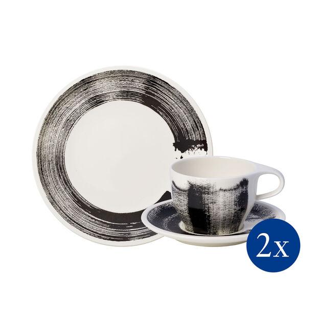 Coffee Passion Awake Frühstücks-Set, 6-teilig, für 2 Personen, , large