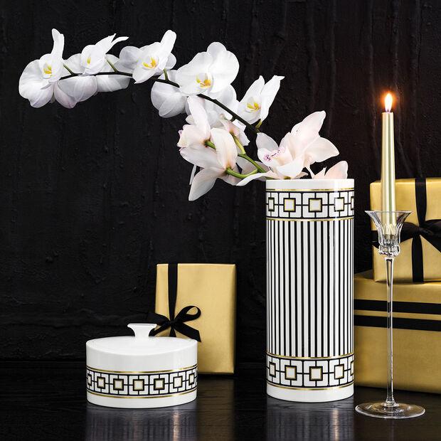 MetroChic Gifts Vase hoch 13x13x30,5cm, , large
