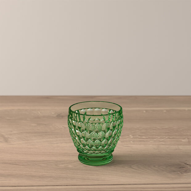 Boston Coloured Shot-Glas Green, , large