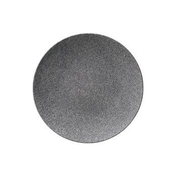 Manufacture Rock Granit Teller, 25 cm, Grau