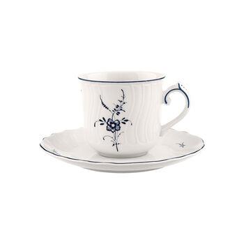 Vieux Luxembourg Kaffee-Set 2-teilig