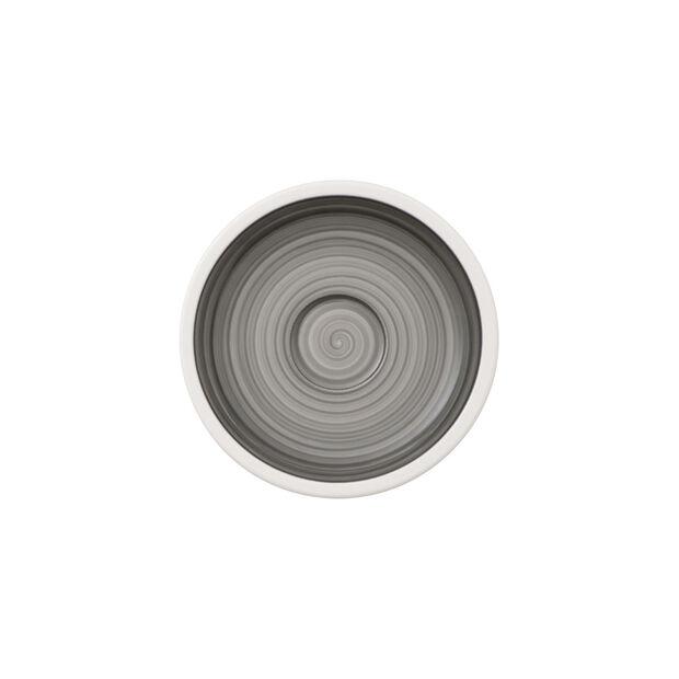 Manufacture gris Mokka-/Espresso-Untertasse, , large