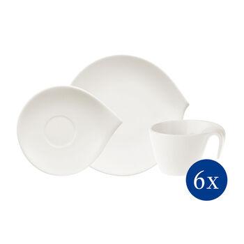 Flow Kaffee Set 18tlg.