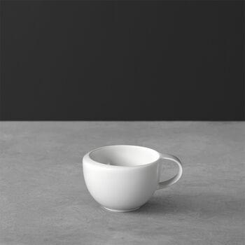 NewMoon Espressotasse, 100 ml, Weiß