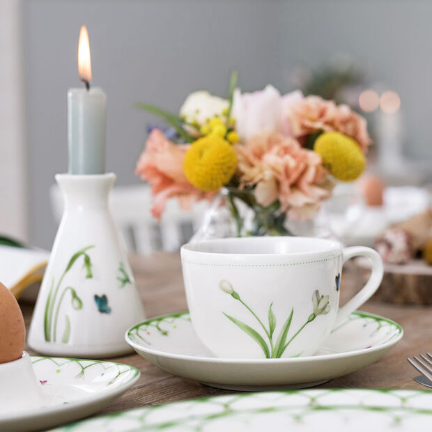 Colourful Spring Kaffee-Untertasse, , large