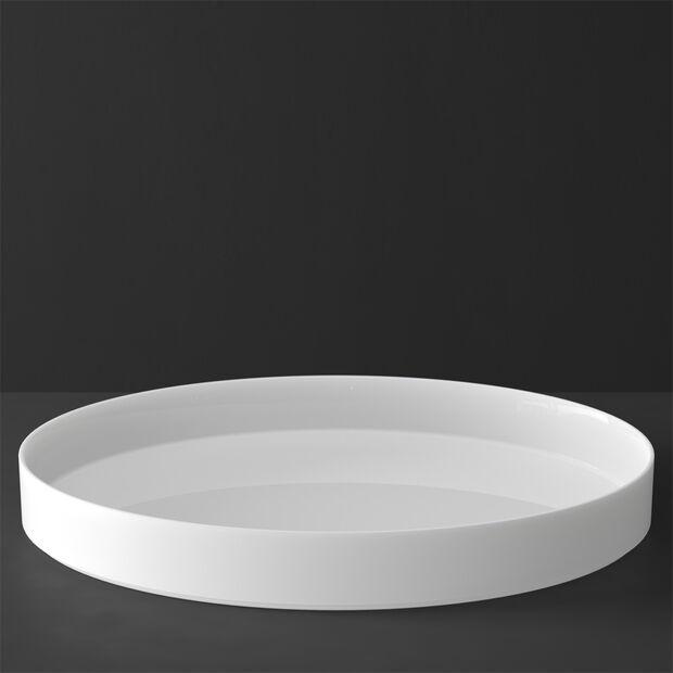 MetroChic blanc Gifts Servier / Dekoschale 33x33x4cm, , large