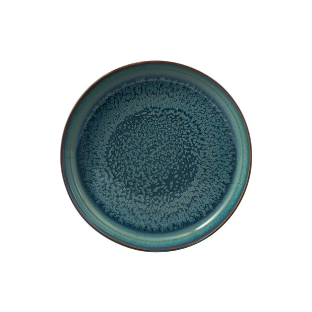 Crafted Breeze Suppenteller, graublau, 21,5 cm, , large