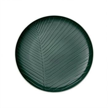 it's my match Green Teller Leaf