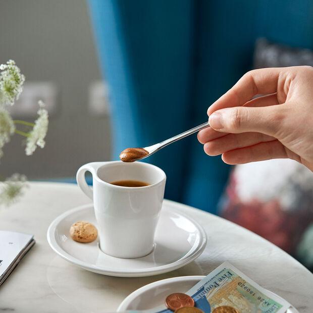 Vierteiliges Espressolöffel-Set von Coffee Passion, , large