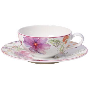 Mariefleur Tea Teetasse mit Untertasse 2tlg.
