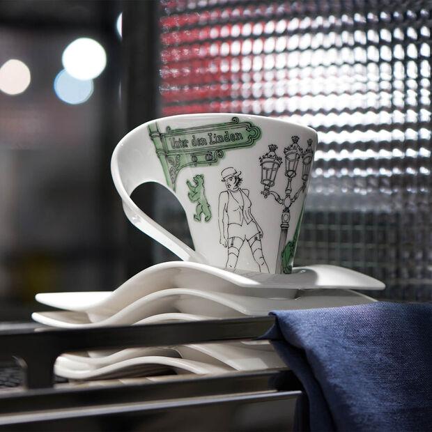 Cities of the World Kaffeebecher mit Henkel Berlin, , large