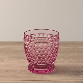 Boston Coloured Wasser-/Cocktail-Becher Rose