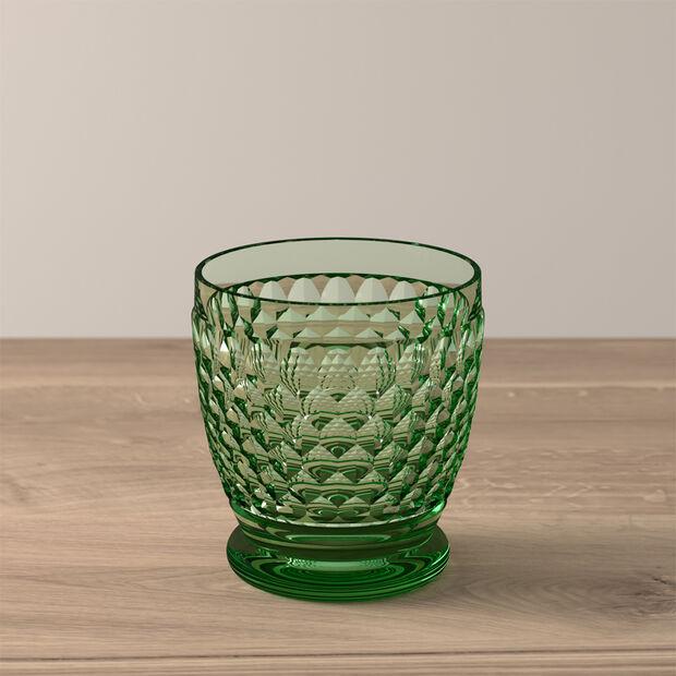 Boston Coloured Wasser-/Cocktail-Becher Green, , large