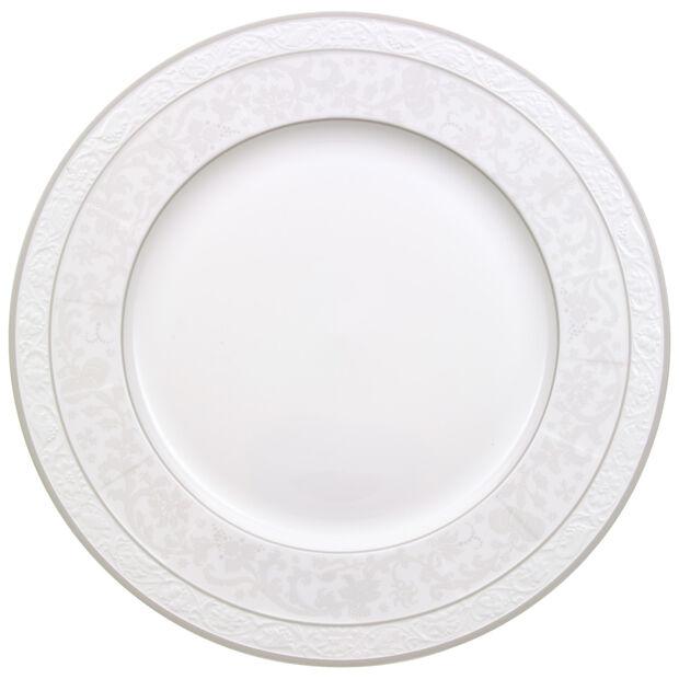 Gray Pearl Platte Rund, flach, , large