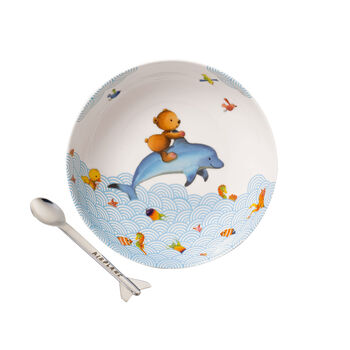 Happy as a Bear Kinder Essen-Set, 2tlg.