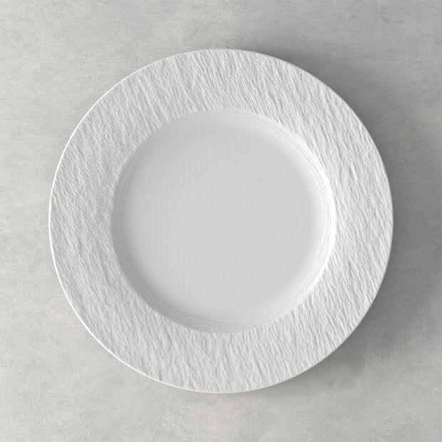 Manufacture Rock Blanc Speiseteller, , large
