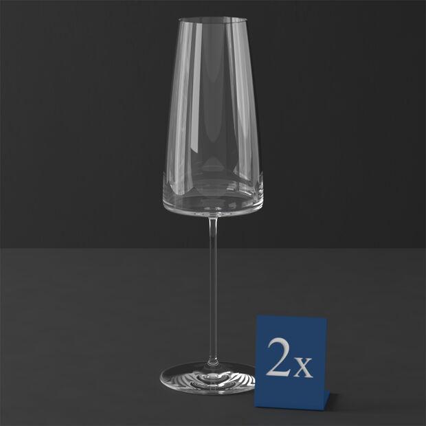 MetroChic Sektglas, 2 Stück, 450 ml, , large