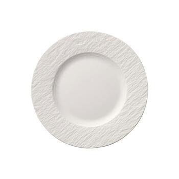 Manufacture Rock Blanc Frühstücksteller