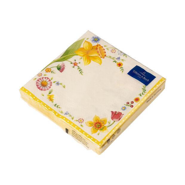 Oster Accessoires Spring Fantasy Serviette Osterblume,  33 x 33 cm, 20 Stück, , large