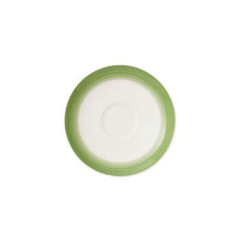 Colourful Life Green Apple Espresso-/Mokka-Untertasse