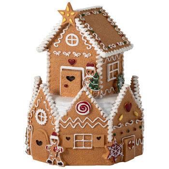 Winter Bakery 2019 Lebkuchen Haus 16cm