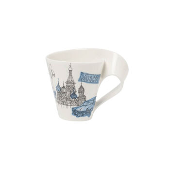 Cities of the World Kaffeebecher Moscow