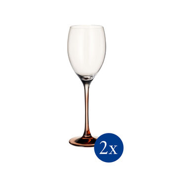 Manufacture Glass Weißweinkelch 2er-Set