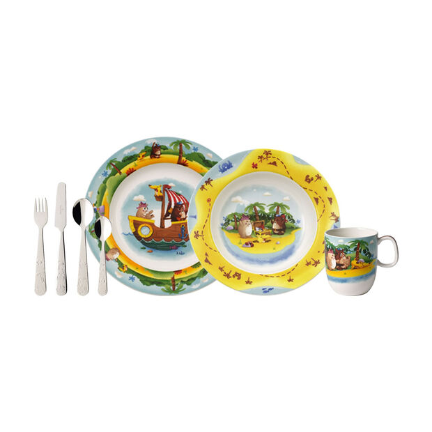 Chewy's Treasure Hunt Kinder-Set 7-teilig, , large