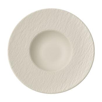 Manufacture Rock blanc Pastateller 28x28x5cm