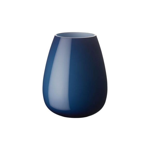Drop kleine Vase Midnight Sky, , large