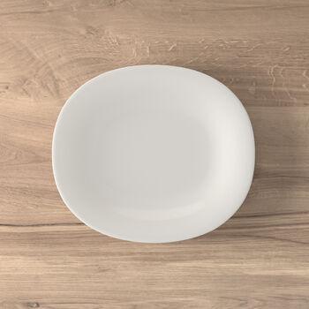 New Cottage Basic ovaler Frühstücksteller