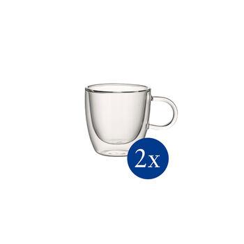 Artesano Hot&Cold Beverages Tasse Größe S Set 2tlg. 68mm