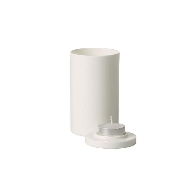 MetroChic blanc Gifts Teelichthalter 7,5x7,5x13cm, , large