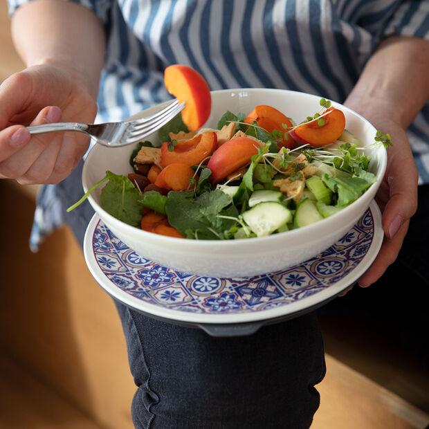 Modern Dining To Go Indigo Schale L, , large
