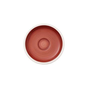 Manufacture rouge Mokka-/Espresso-Untertasse