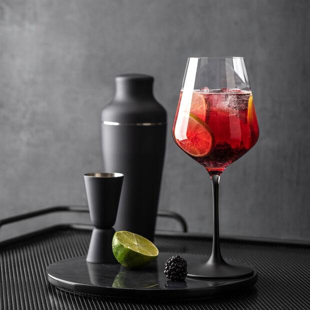 Manufacture Rock Rotweinglas, 4 Stück, 470 ml, , large