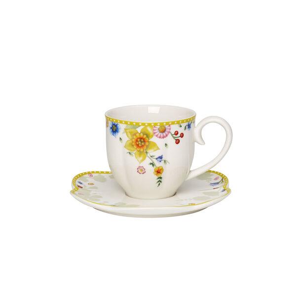 Spring Awakening Kaffeetasse mit Untertasse, 260 ml, , large