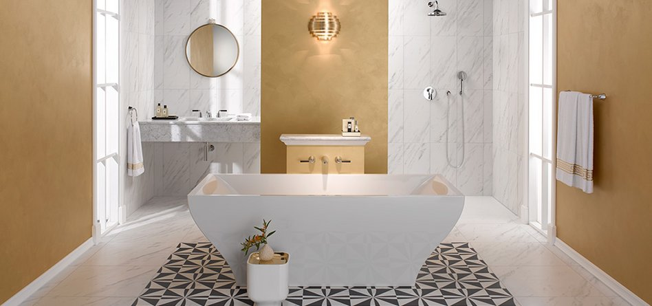 Individuelle Raumlösungen für jedes Badezimmer - Villeroy & Boch