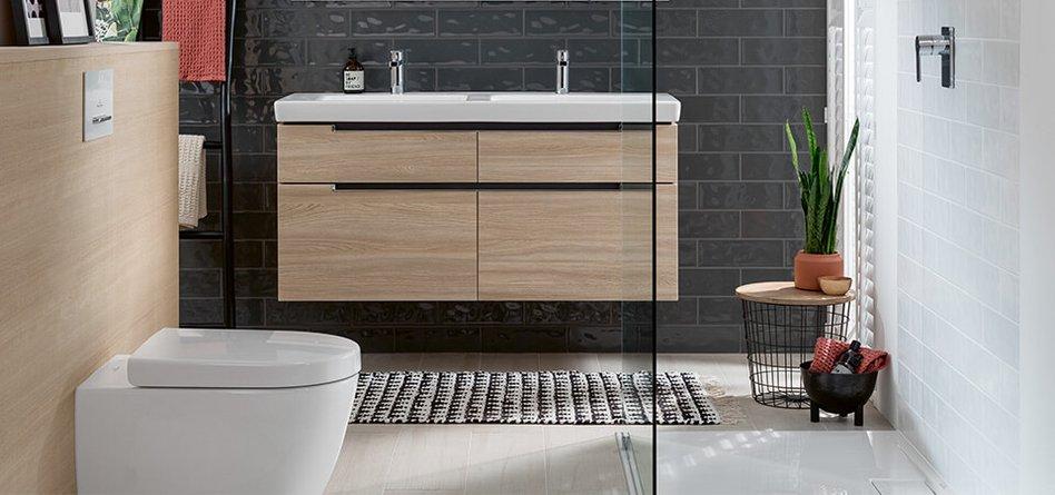 Kleines Bad Mit Dusche Raumlosungen Villeroy Boch