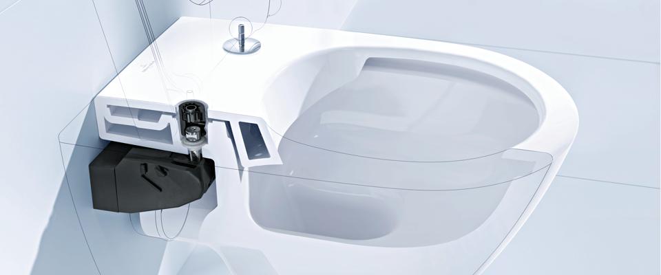 SupraFix 3.0 - Unsichtbare WC Befestigung - Villeroy & Boch