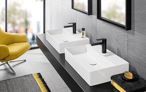 kollektion memento 2 0 von villeroy boch raum f r. Black Bedroom Furniture Sets. Home Design Ideas