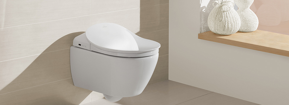 Viclean dusch wc