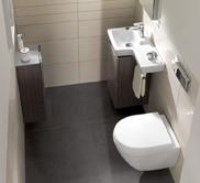 Gästebad Möbel wie hoch sind die kosten für ein neues badezimmer villeroy boch