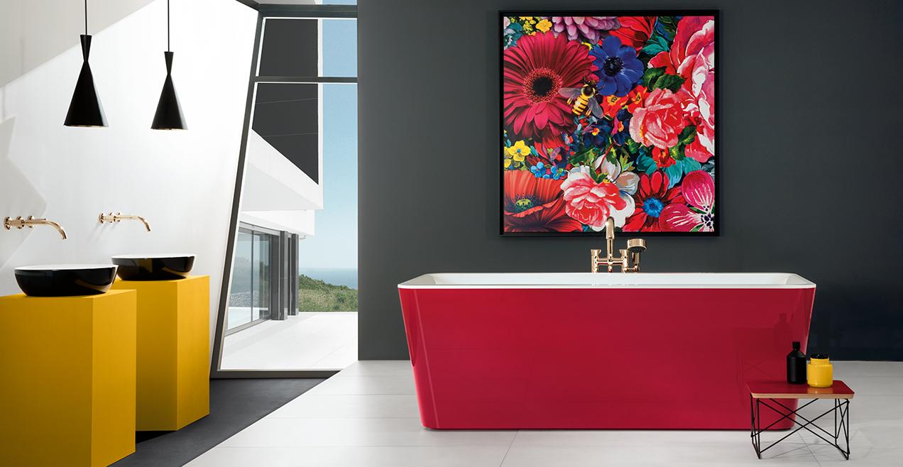 Aktuelle Badtrends Von Villeroy & Boch Badezimmer Design 2017