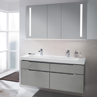 aktuelle badtrends von villeroy boch. Black Bedroom Furniture Sets. Home Design Ideas