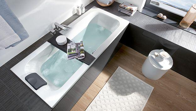 kleines bad mit badewanne ist das m glich. Black Bedroom Furniture Sets. Home Design Ideas