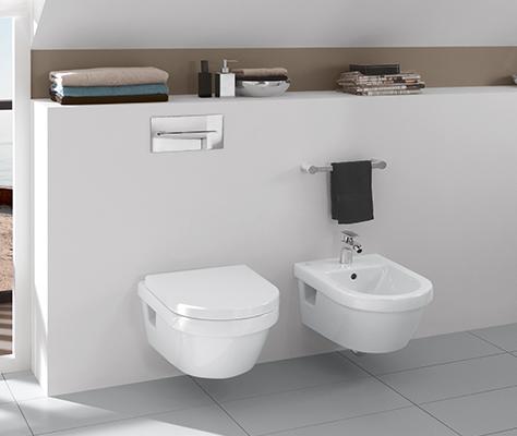 bad mit dachschräge - raum clever nutzen - villeroy & boch - Badezimmer Dachschrge