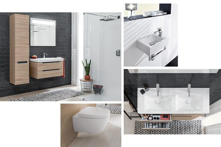 Gästebad - Mehr Komfort für Ihre Gäste - Villeroy & Boch