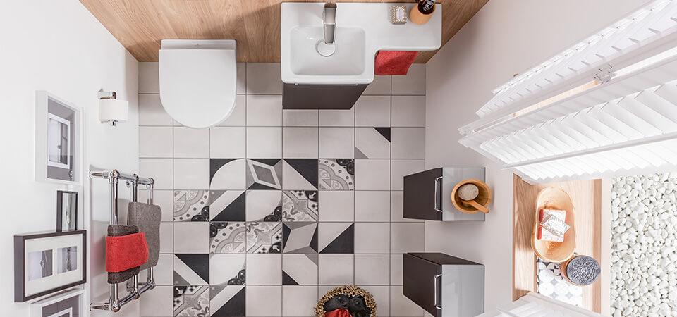Gästebad Waschtisch Schmal gästebad - mehr komfort für ihre gäste - villeroy & boch